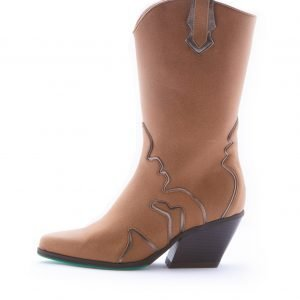 Laura limited vegan boots eco suede
