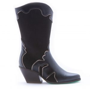 Sooty limited vegan black boots